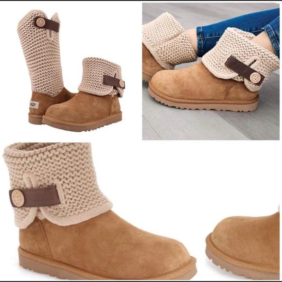 fdda006f76e Ugg 8 tan shaina boot